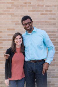 Patrick & Stephanie Whyte